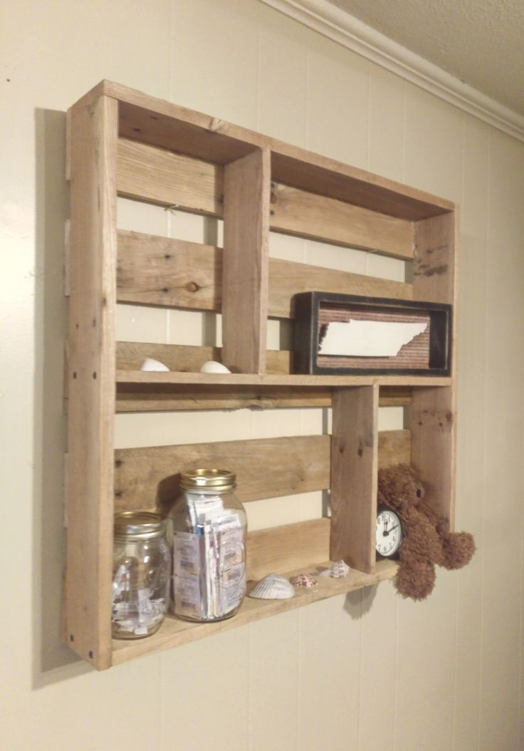 Rustic, Old-Fashioned, Wall-Hanging Knick Knack Shelf by WoodnNeedleWorks on Etsy https://www.etsy.com/listing/261023296/rustic-old-fashioned-wall-hanging-knick