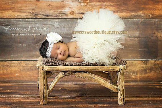Sweet Vintage Grace Tutu nouveau-né Tutu par ASweetSweetBoutique