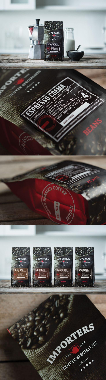 Importers Artisan Coffee Bags