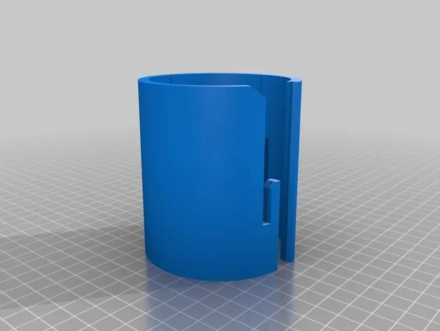 Gift wrapping paper cutter by BlkWolf – Thingiverse   – 3d printing