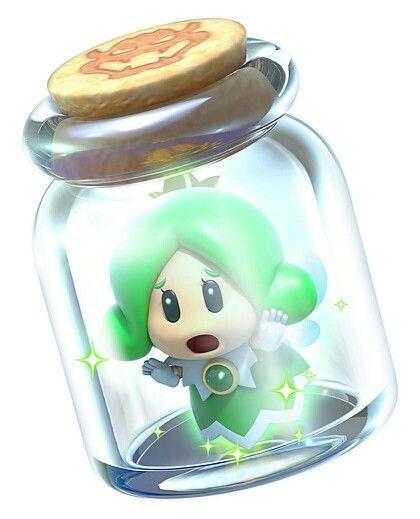 Sprixie Princess Characters Art Super Mario 3D World