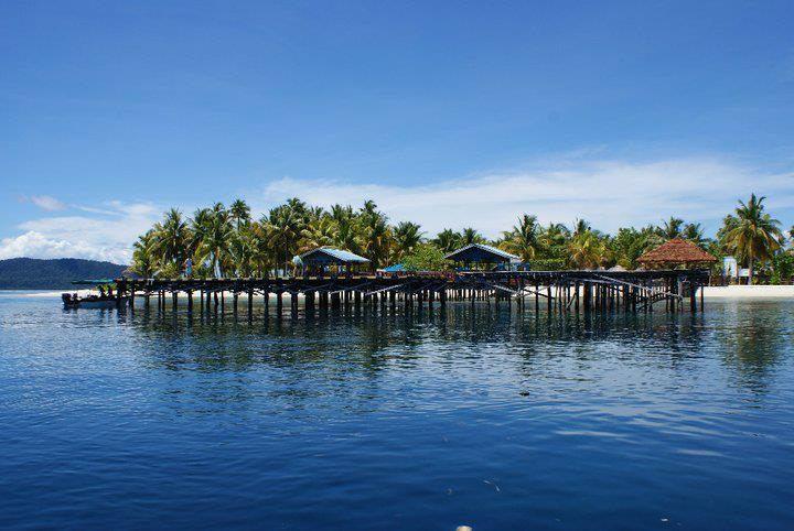 amazing indonesia. raja ampat papua island... awesome