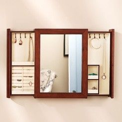 402 best jewelry storage images on pinterest jewellery for Hidden jewelry drawer