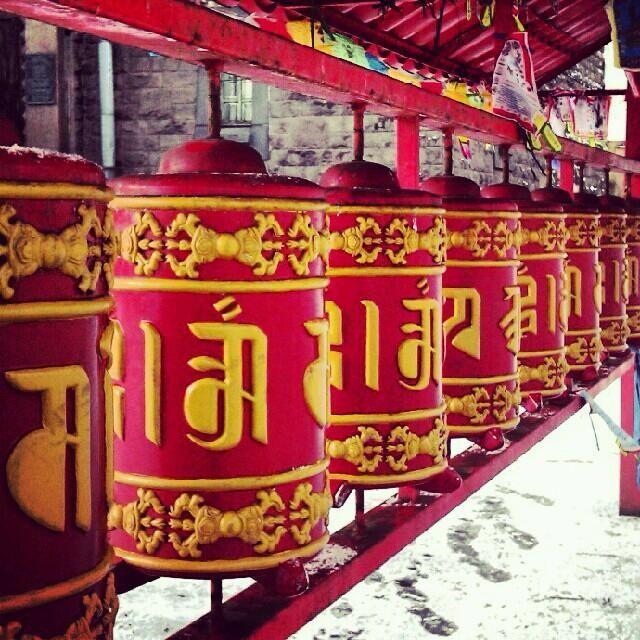 Буддийский храм «Дацан Гунзэчойнэй» - №65 - Санкт-Петербург