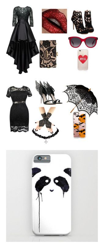 """""""balck"""" by ew19139 on Polyvore featuring Christian Pellizzari, Love Moschino, Alexander McQueen, Sonix, Remedios, Casetify, accessories, tech accessories, phone cases and phone"""