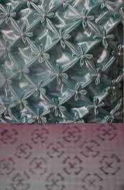 Resultado de imagen para almohadas en punto nido de abeja tejido