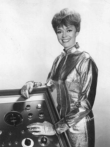 Lost In Space 1965 | Image - June Lockhart Lost in Space 1965.JPG - Beverly Hillbillies ...