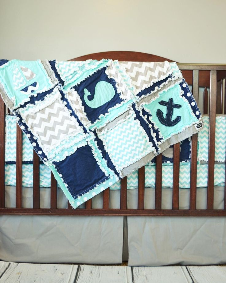 Nautical Infant Bedding: 122 Best Nautical Nursery's Images On Pinterest