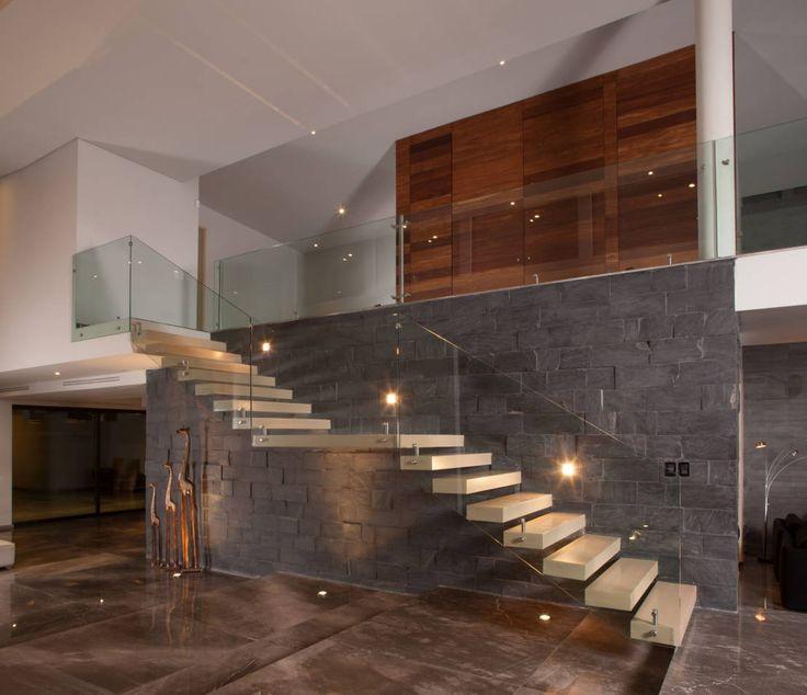 Más de 1000 ideas sobre escalera moderna en pinterest ...