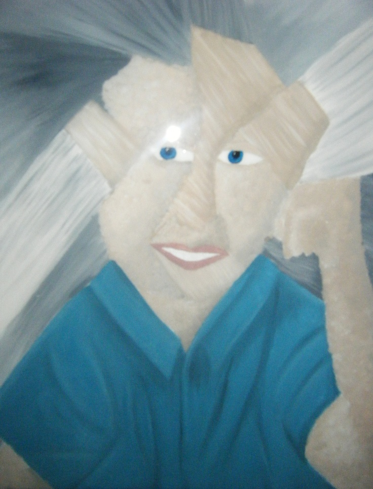 2012 Youth Art Emilee Ann Hungerford  'I see your inner strength'