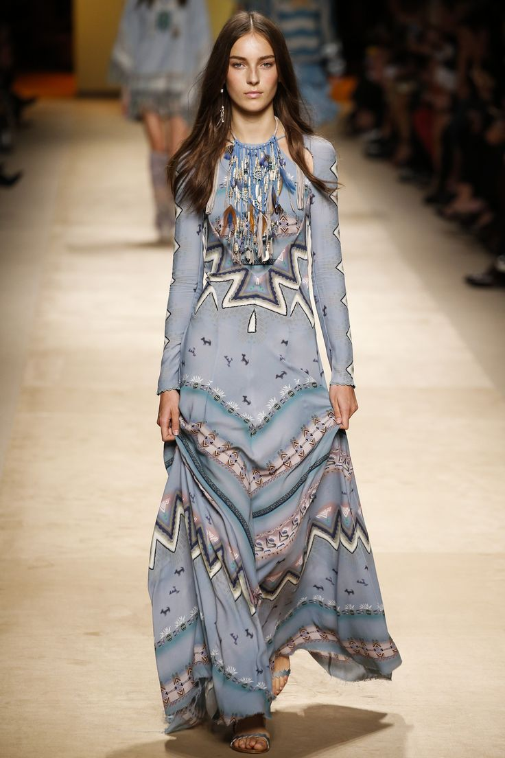 Etro SPRING/SUMMER 2015 READY-TO-WEAR
