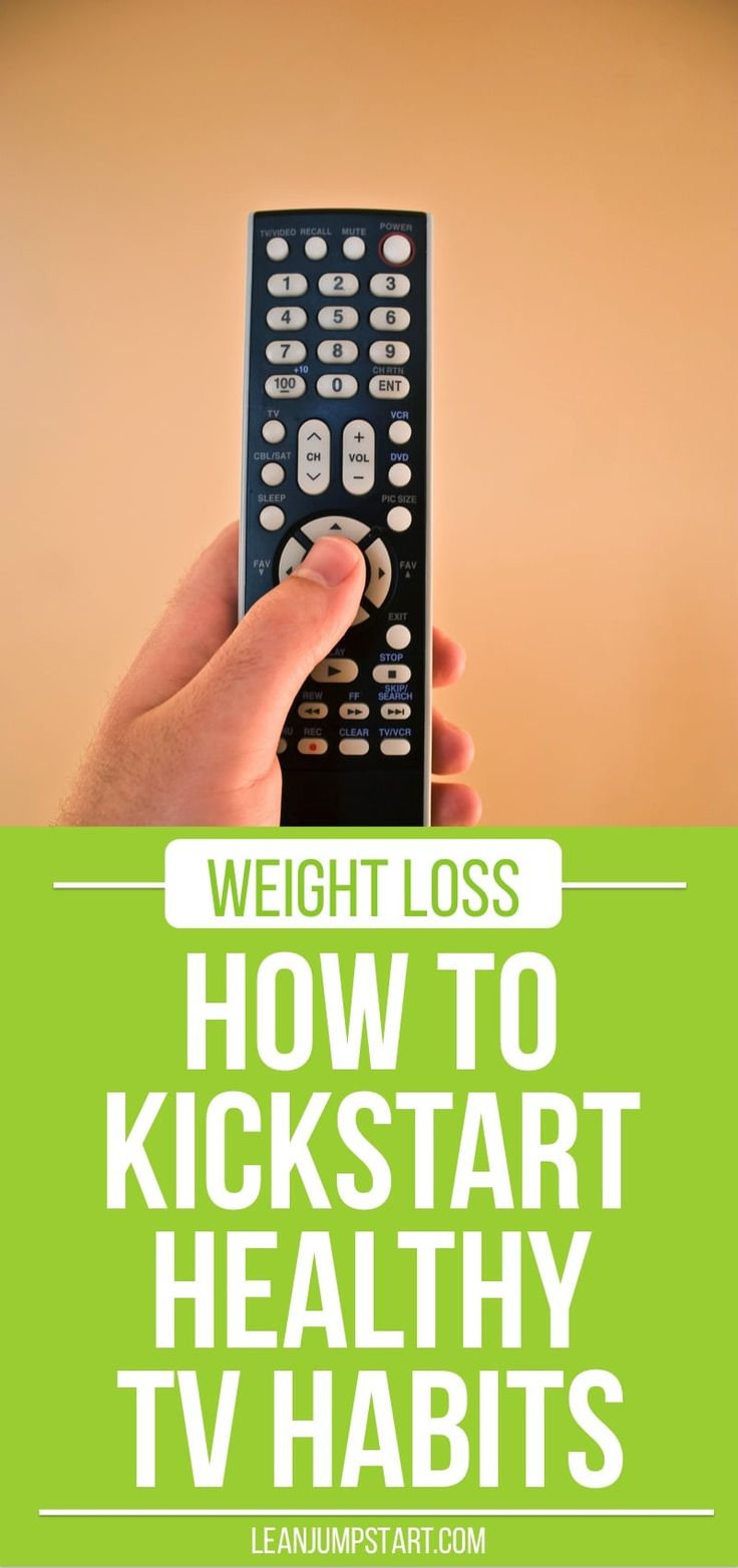 Reducing TV Time to Support Clean Eating in 3 Simple Steps #healthyhabits #weightloss