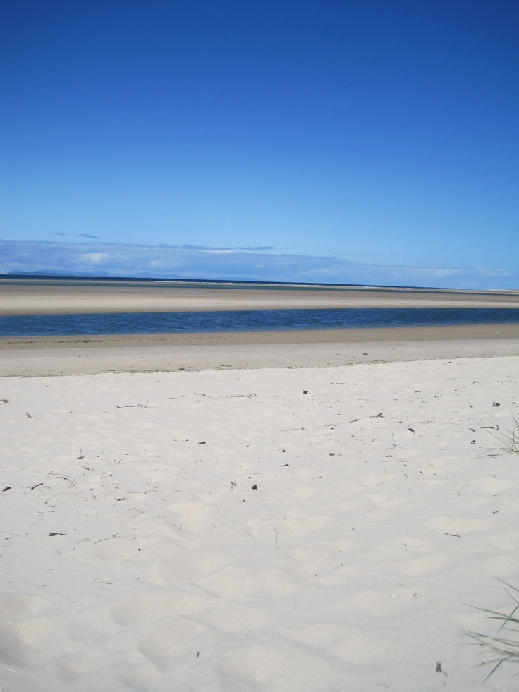 East Beach, Nairn ...pronounced Nurn