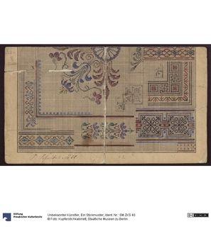 A Berlin WoolWork Pattern ~ Deutsche Digitale Bibliothek