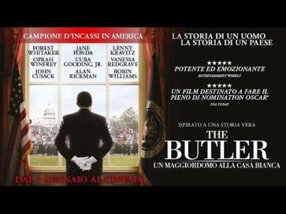 """Trailer  """"THE BUTLER - UN MAGGIORDOMO ALLA CASA BIANCA"""" Tratto da una storia vera è il nuovo film del regista candidato all'Oscar® #cinema #cinetimeit"""