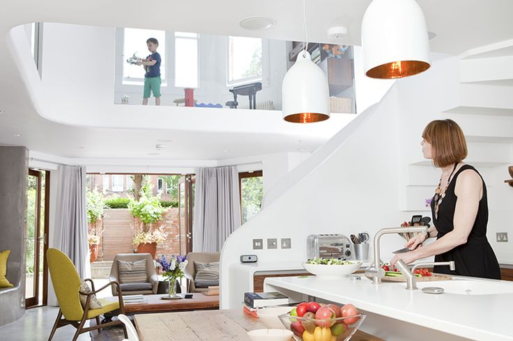 Contemporary Residential Architect Design Canfield Gardens West Hampstead NW6