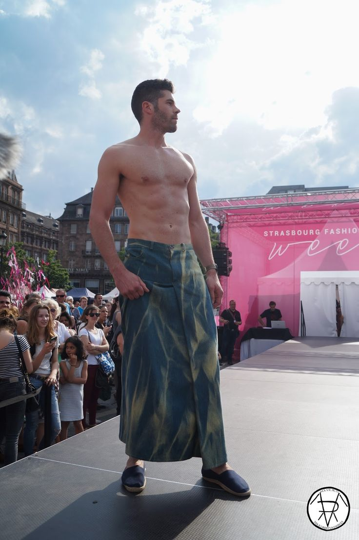 Les Hommes en Jupe - Strasbourg Fashion Week