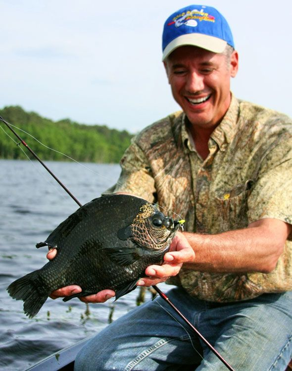 7 best images about fishing tips panfish on pinterest for Bluegill fishing bait