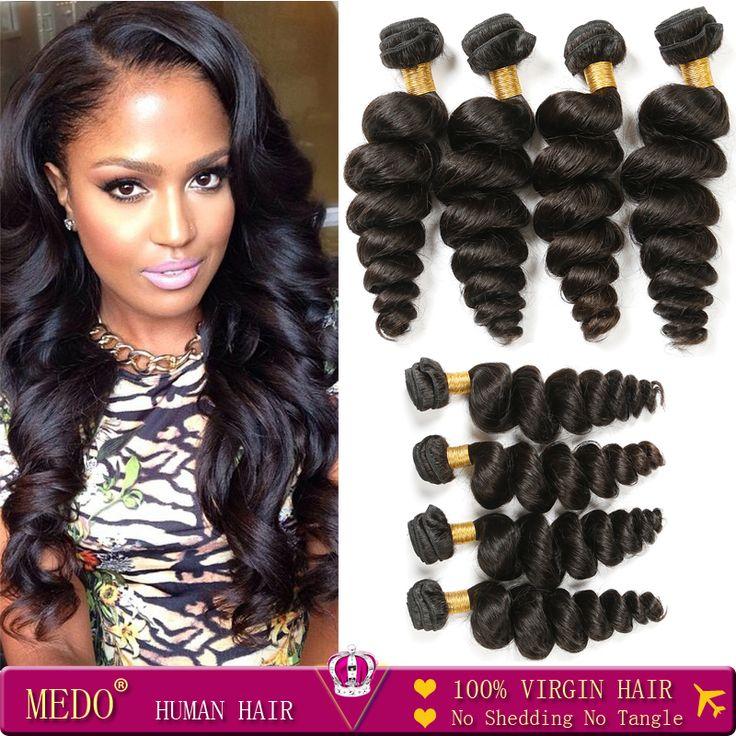 7A Unprocessed Brazilian Virgin Hair 4 Bundles Brazilian Loose Wave #1B Human Hair Rosa Hair Products Indian Curly Virgin Hair     #http://www.jennisonbeautysupply.com/    http://www.jennisonbeautysupply.com/products/7a-unprocessed-brazilian-virgin-hair-4-bundles-brazilian-loose-wave-1b-human-hair-rosa-hair-products-indian-curly-virgin-hair/,      Grade 7A Unprocessed Indian Virgin Hair 4 Bundles Indian Loose Wave #1B Human Hair Rosa Hair Products Indian Curly Virgin Hair         Grade 7A…