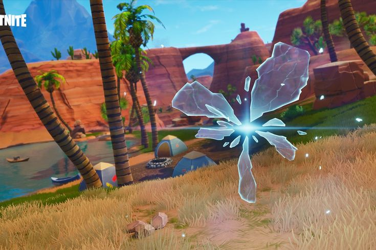 Fortnite season 5 introduces temporal rifts golf carts and ...