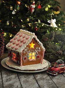 Волшебный пряничный домик рецепт с пошаговыми фото и подробной инструкцией изготовления теста . Как приготовить карамельный клей и собрать пряничный домик