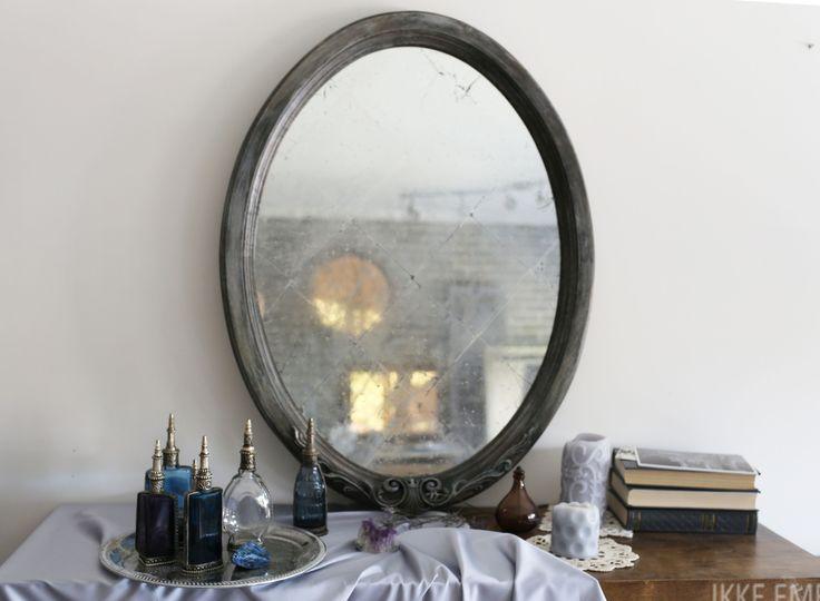 """состаренное зеркало """"Эльза"""""""