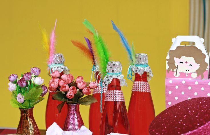 Baile de Carnaval vira tema para aniversário infantil em fevereiro