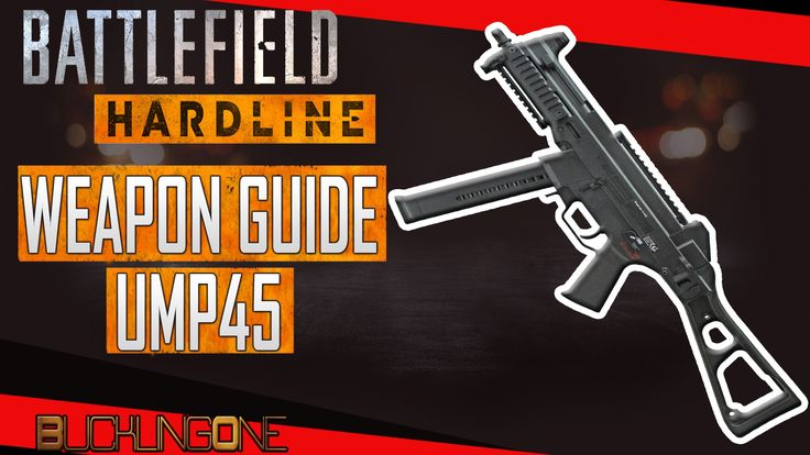 A look at the UMP45 in Battlefield Hardline. The seventh episode in my series of Weapon Guides for Battlefield Hardline.