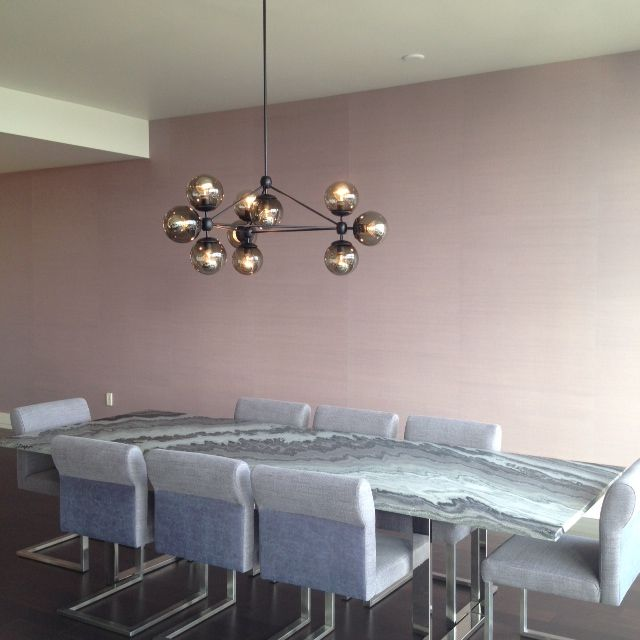 55 best Table for One images on Pinterest | Purple dining rooms ...