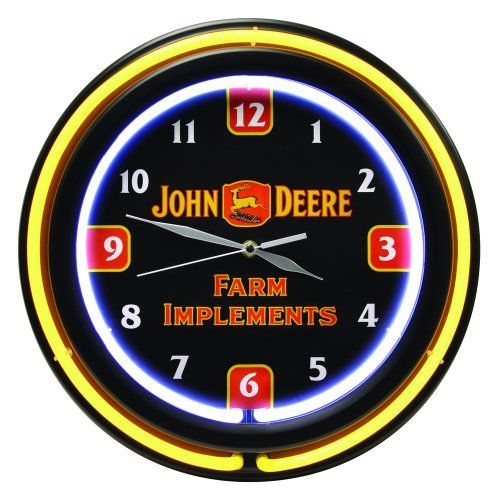 John Deere Wall Clocks