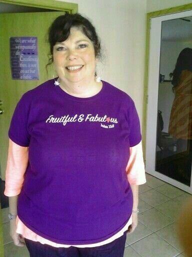 She is Fruitful & Fabulous! John 15:8