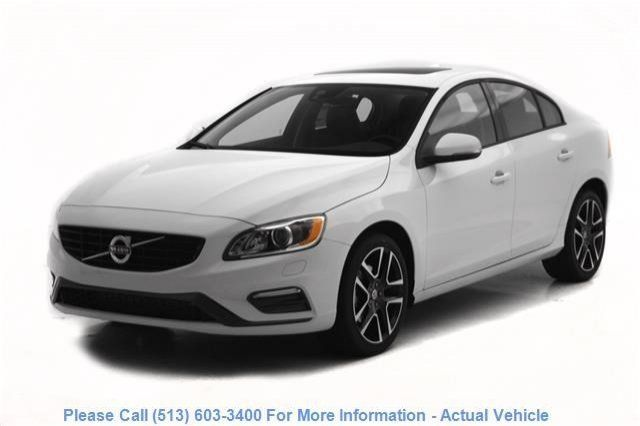 New 2017 Volvo S60 T5 FWD Dynamic Sedan in West Chester OH