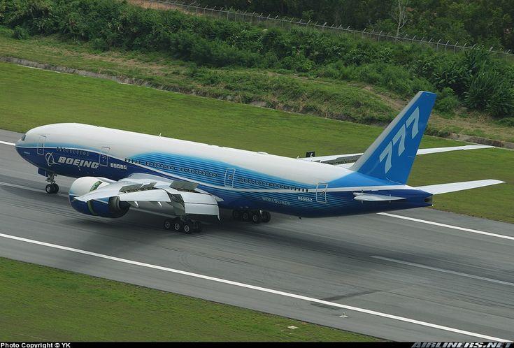 Boeing N6066Z Boeing 777-240/LR