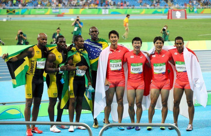 朝日新聞デジタルの写真特集「日本が史上最高の銀、ボルト3冠」です。 #オリンピック #陸上 #リオ五輪