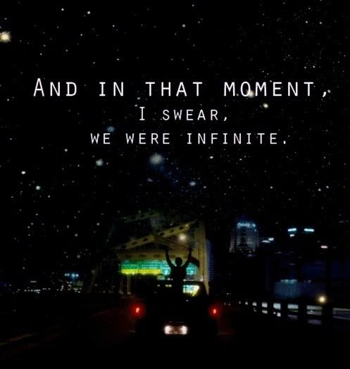 The Perks of Being a Wallflower - (does not fail to bring me to tears during the last twenty minutes.)
