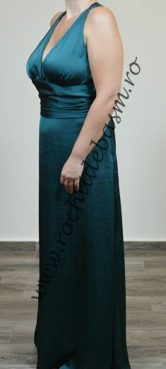 Rochie de seara verde #rochiidesearaverzi #rochiidesearafaraaplicatii #greeneveningdresses