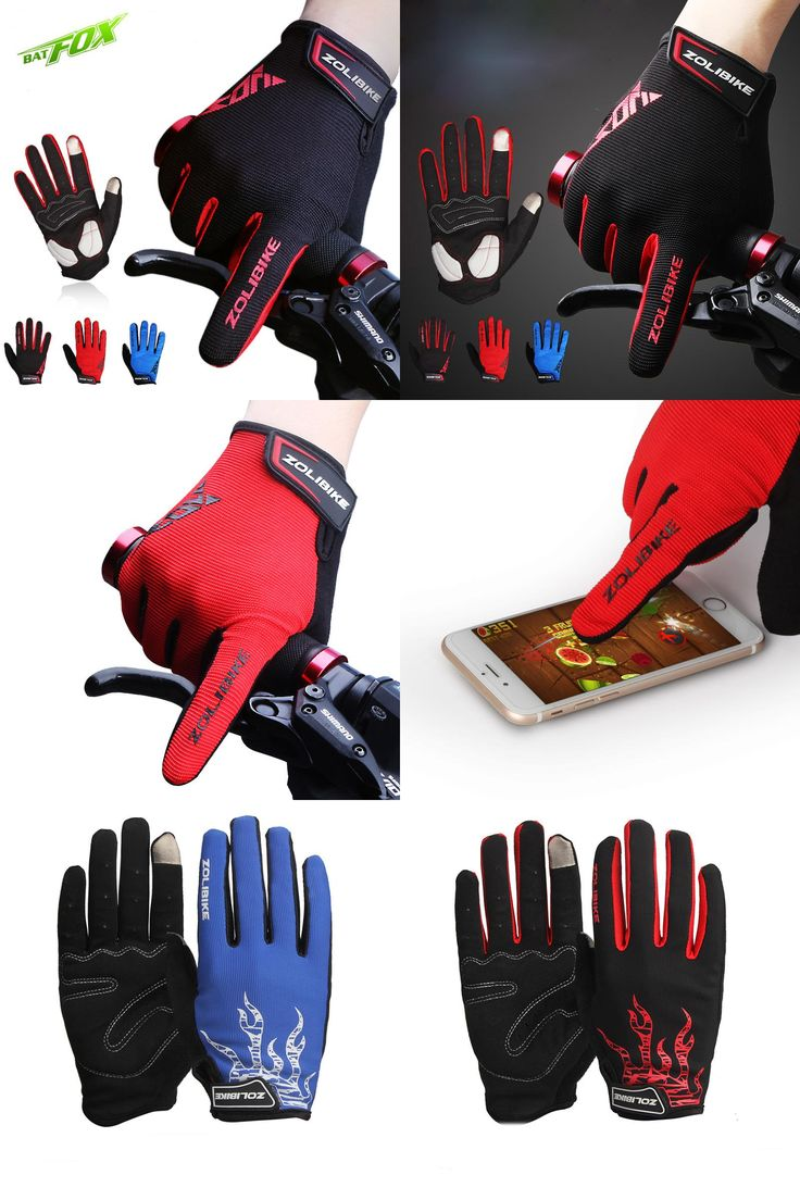 Motorcycle Gloves To Prevent Numbness -  visit to buy cycling gloves men and women autumn and winter road mountain bike