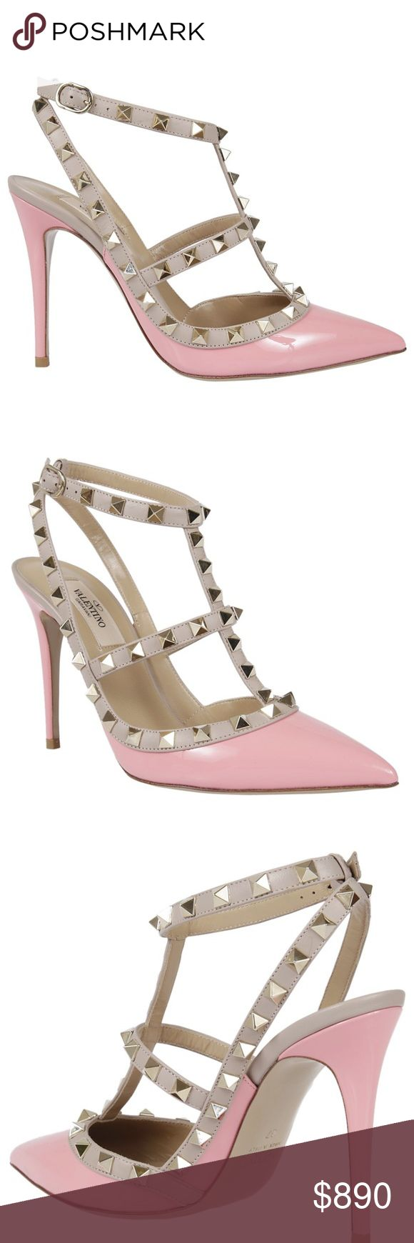 💕SALE💕 Pre-Order Valentino Pump Brand New Never worn and comes complete..Accepting Reasonable OFFER... ❌🚫TRADES🚫❌ Valentino Shoes Sandals