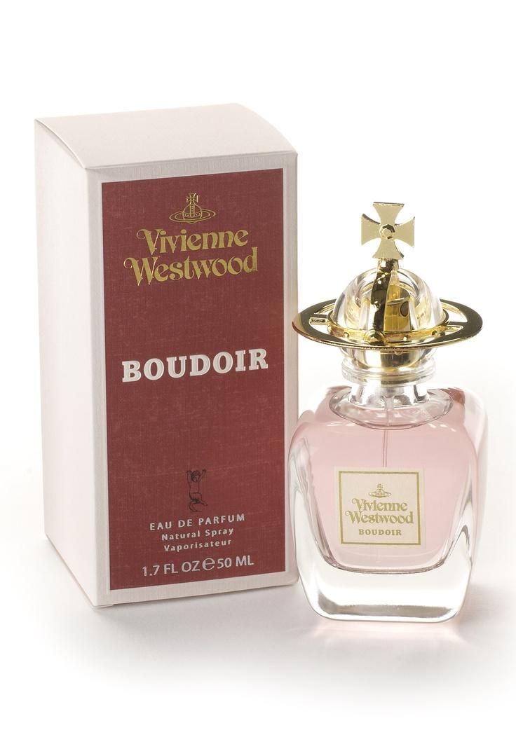 Vivienne Westwood Boudoir - My favorite but discontinued...still have a bit left!