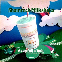 @McDonalds call them evil or call them delicious, you can't mess with a #ShamrockShake mmmmmm...