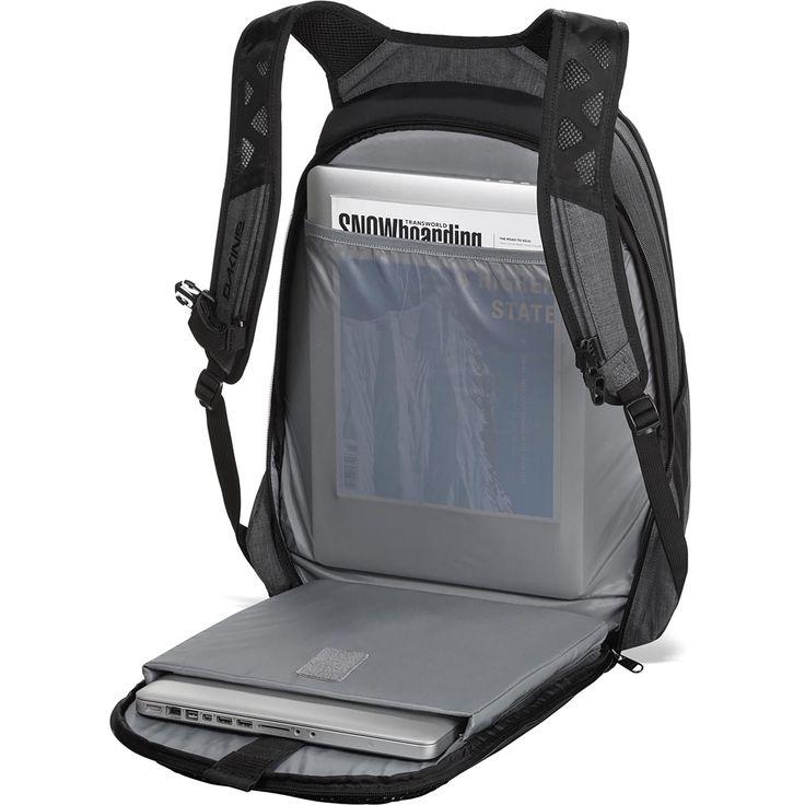Dakine Network II 31L Carbon (Laptop pocket)