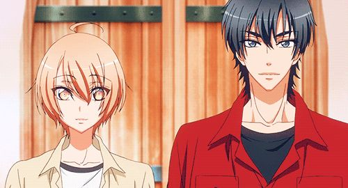 Love Stage!! This is so beautiful!