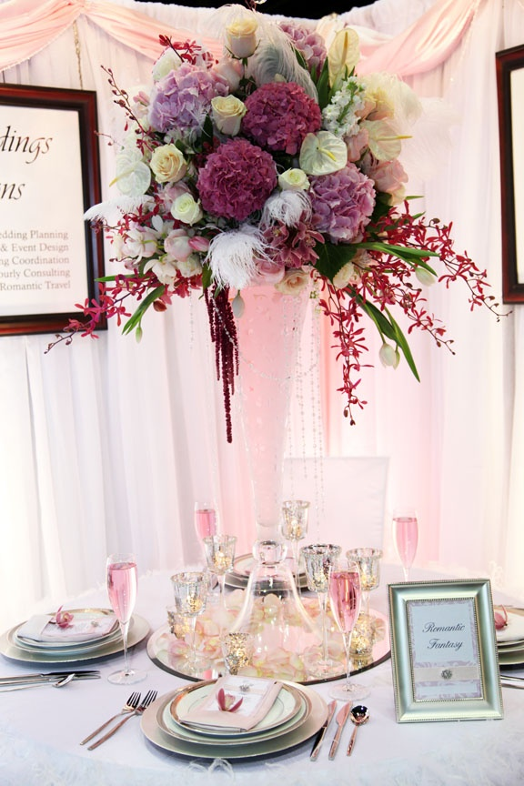 Creative Weddings Planning & Decor / Calgary Wedding Planner / Banff Wedding Planner / Lake Louise Wedding Planner - Creative Weddings and Occasions Blog - Add Some WOW to your WeddingCenterpieces!