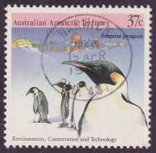 Stamp, Australian Antarctic Territory