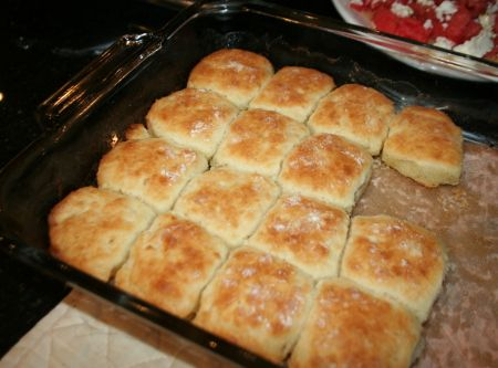 Buttery Biscuits Recipe