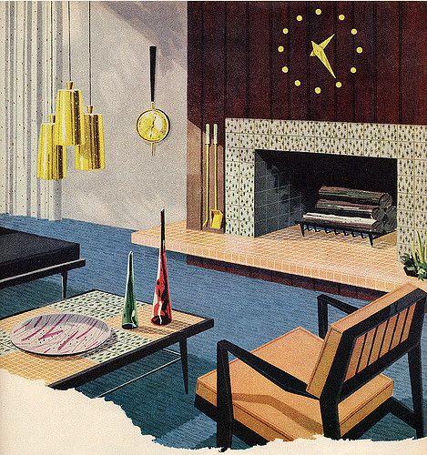 MCM Design: Interiors