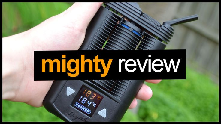 MIGHTY #Vaporizer Review... http://www.vaporizerfreak.com/mighty-vaporizer-review/