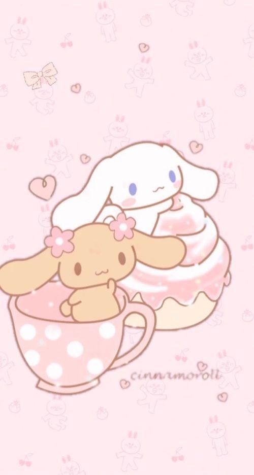Cinnamoroll & Mocha ♪(*^^)o∀*∀o(^^*)♪                                                                                                                                                                                 More