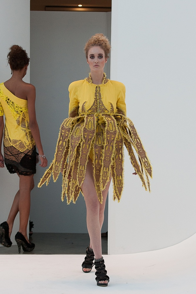 Malgorzata Dudek Ss 2013 Nyfw Fashion For Concept Art Pinterest