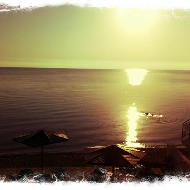 Morning view, Messonghi Corfu
